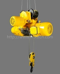CD1 Electric wire rope hoist