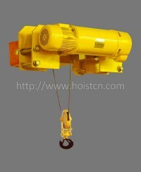 CDL/MDL Low headroom electric wire rope hoist