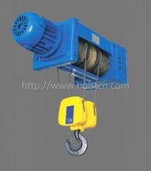 SHS Electric wire rope hoist